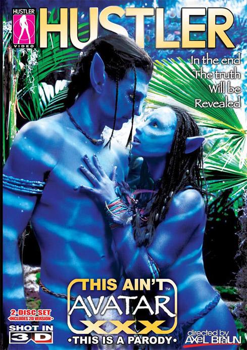"... release of their latest porn parody movie ? ""This Ain't Avatar XXX 3D"" ..."