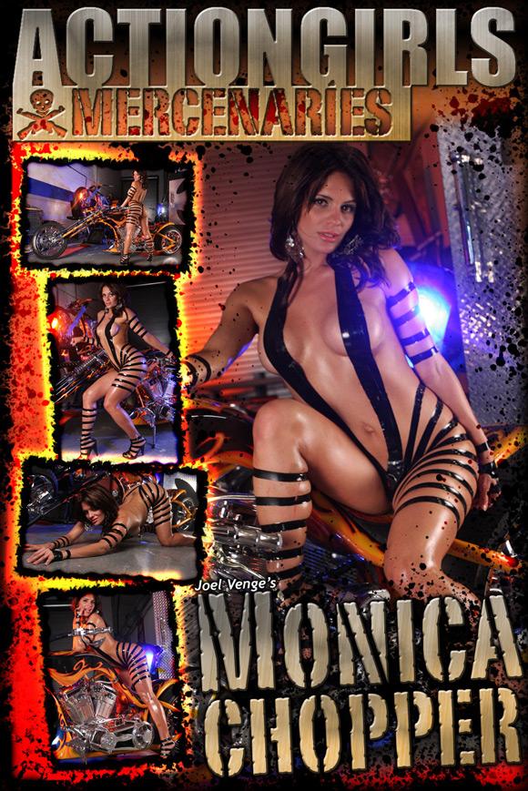 naked-action-girl-monica-as-a-chopper-babe