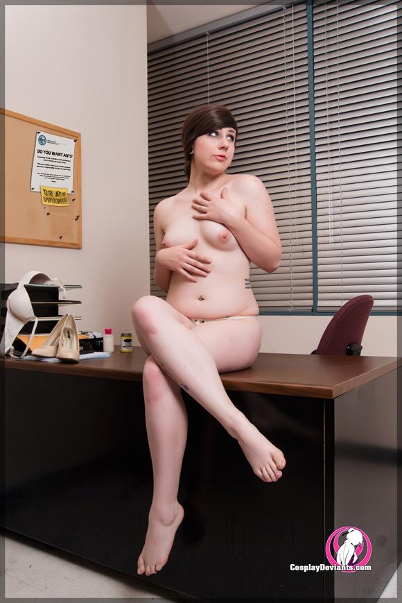 sallysparrow-prattling-secretary-naked-cosplay-deviant