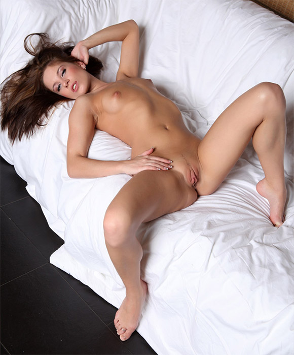 Naked Perfect Woman Body Nude