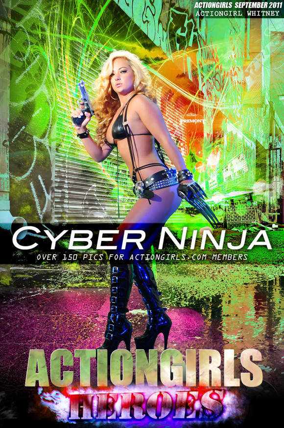 naked-action-girl-whitney-as-a-cyber-ninja-babe