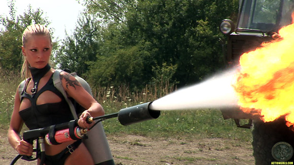 naked-action-girl-susana-spears-with-flamethrower