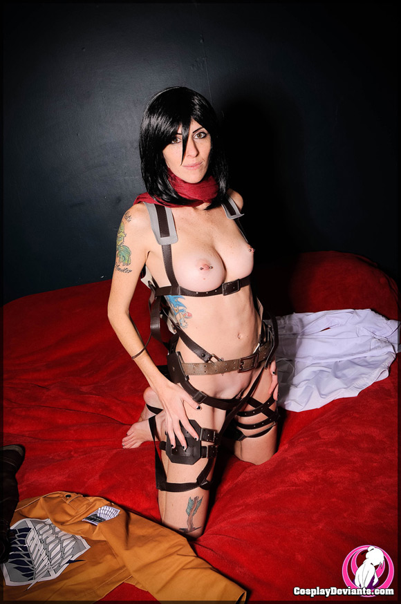 lolita-zombie-survey-corps-naked-cosplay-deviant