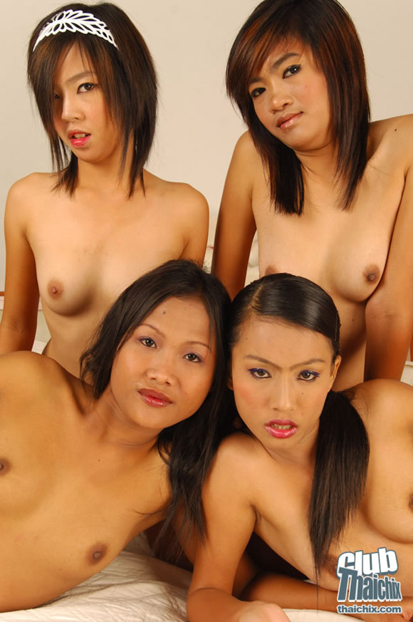 four-stunning-thai-models-nude