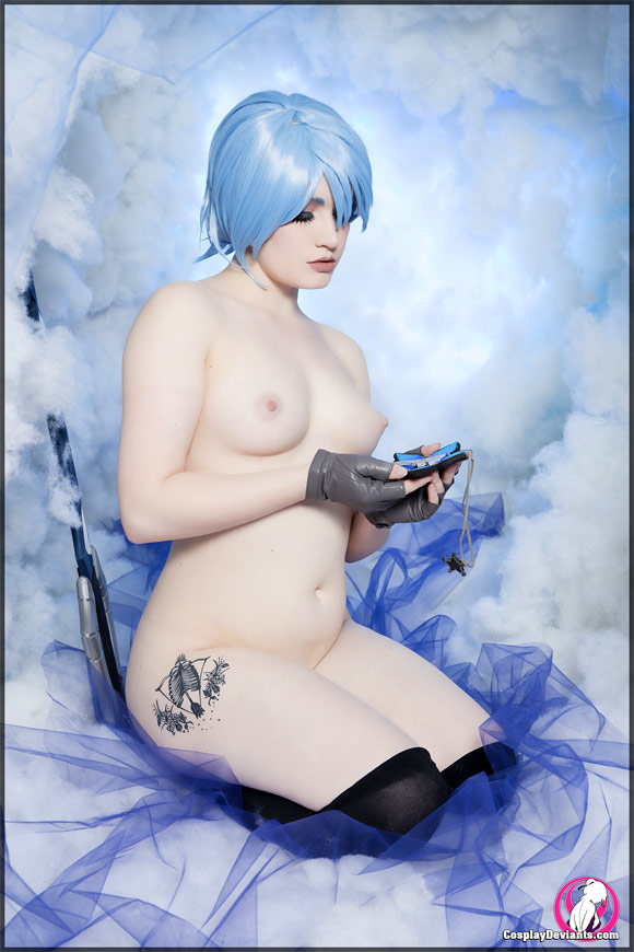 Naked Cosplayers